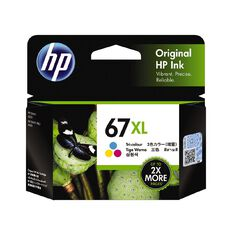 HP Ink 67XL Tri Colour (200 Pages)