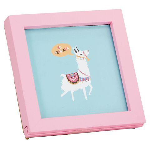 Uniti Llama Photo Frame