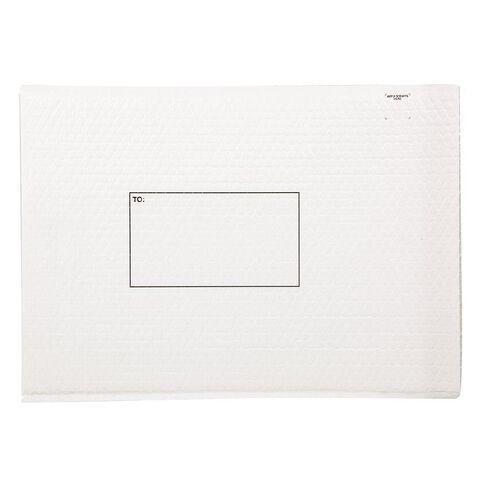 Mail Bag Lite Size 7 380 x 480mm White