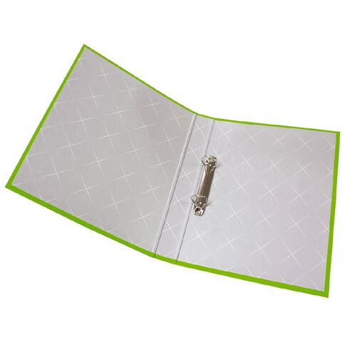Office Supply Co Ringbinder Green A4