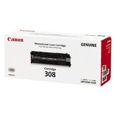 Canon Toner CART308 Black (2500 Pages)