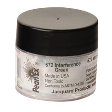 Jacquard Pearl Ex 3g Interference Green