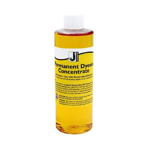 Jacquard Permanent Dyeset Concentrate 240ml