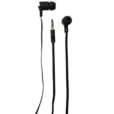 Tech.Inc In-Ear Buds Black