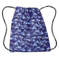 WS Swim Bag Camo 325 x 390mm