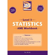 Ncea Year 13 Statistics Workbook