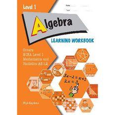 Ncea Year 11 Algebra As1.2 Learning Workbook