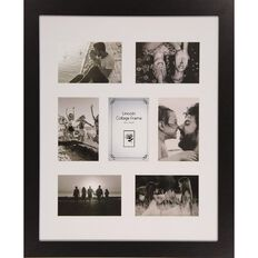 Uniti Milan Collage Frame Black 40 x 50cm