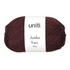Uniti Yarn Jumbo 8 Ply Plum 300g