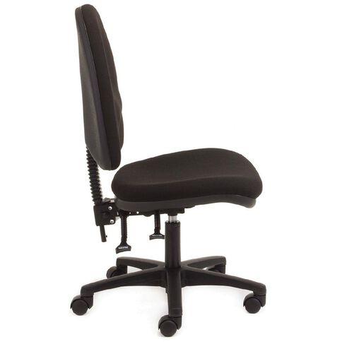 Chair Solutions Aspen Highback Chair Black