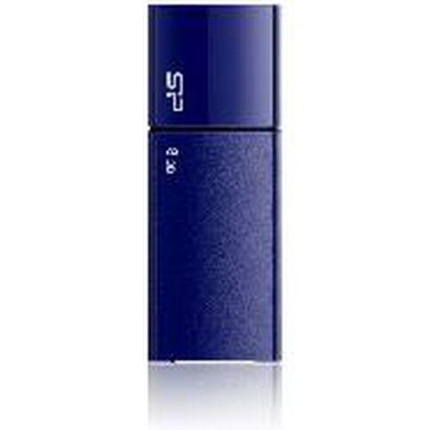 Silicon Power U05 8GB USB Drive Blue