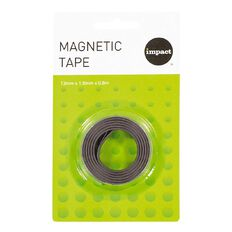 Impact Magnetic Strip 1.3cm x 80cm Black
