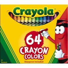 Crayola Crayons 64 Pack