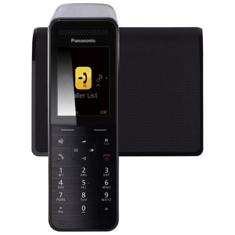 Panasonic Kx-Prw120Azw Premium Design Phone With Smartphone Connect