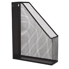 Impact Mesh Magazine File Black