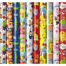 Bambini Design Roll Wrap 2M X 70Cm