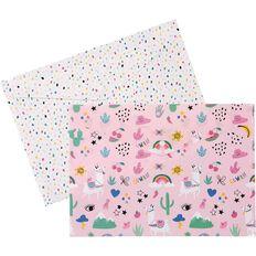 Uniti Llama Document Wallet A4 2 Pack