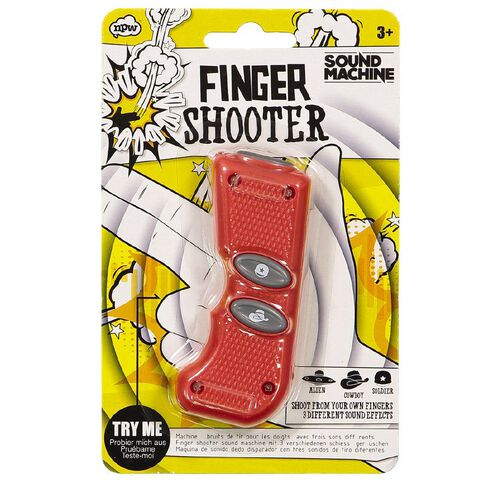 NPW Sound Effects Finger Shooter