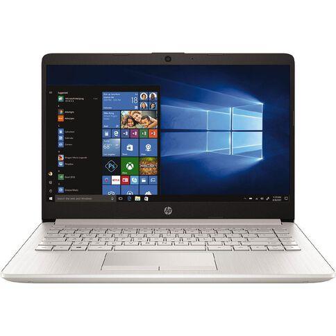 HP 14-Inch Notebook - 14S-DK1027AU