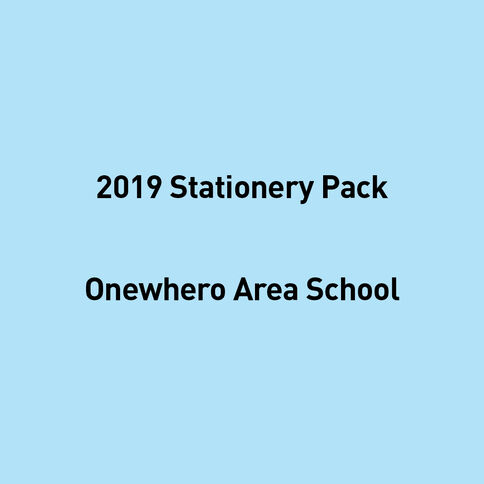 Onewhero Area School - Year 7 and 8