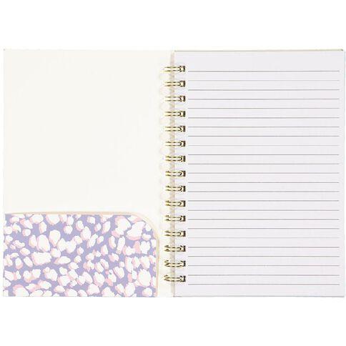 Uniti Creativity Takes Courage Spiral Notebook A5