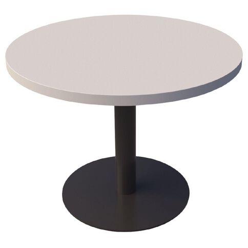 Classic Coffee Table Black & Snow 600 Diameter