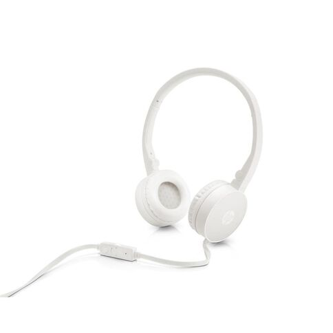 HP H2800 Headset White