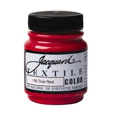 Jacquard Textile Colours 66.54ml True Red