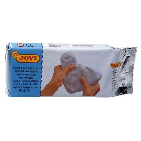 Jovi Clay Air Hardening White 1kg