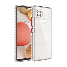 INTOUCH OPPO A15 Vanguard Drop Protection Case Clear