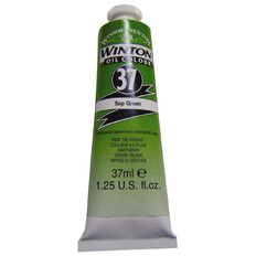 Winsor & Newton Winton Oil Paint 37ml Sap Green