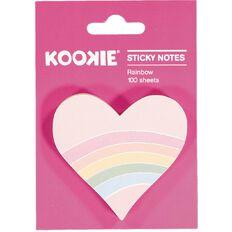 Kookie Rainbow Sticky Notes