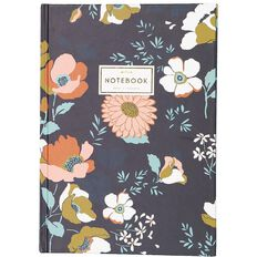 Uniti Winter Bloom Hardcover Notebook A5