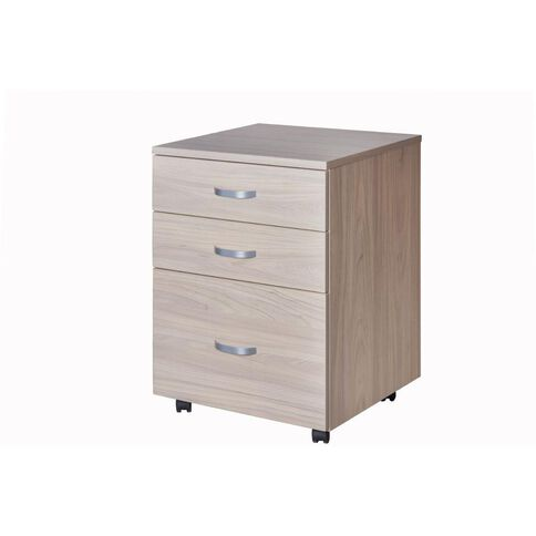 Zealand 3 Drawer Mobile Coastal Elm
