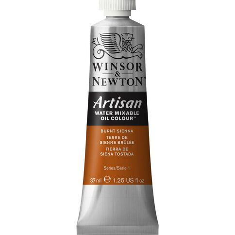 Winsor & Newton Artisan 37ml 074 Burnt Sienna Red