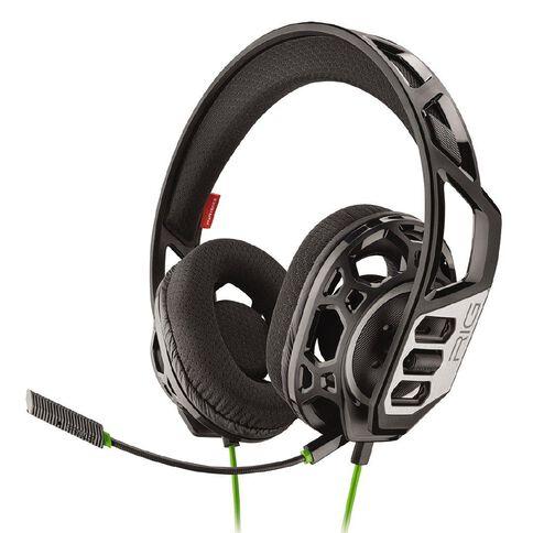 Plantronics Headset RIG300HX Xbox One Black