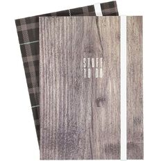 Uniti The Den Notebook With Elastic 2 Pack A6