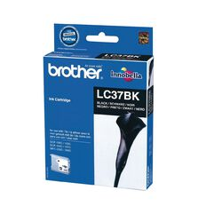 Brother Ink LC37 Black (350 Pages)