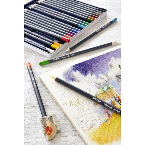 Faber-Castell Colour Pencil Goldfaber Col101 - White