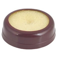 DAS Omega Sponge Bowl With Sponge Brown