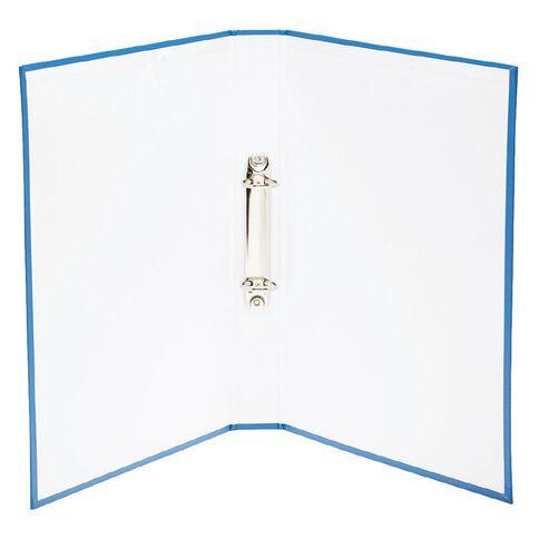 Impact Ring Binder PVC Blue A4