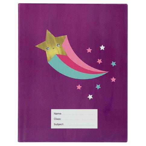Kookie Star 1B5 Book Sleeve Purple