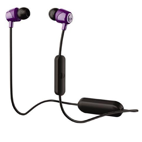Skullcandy Jib Wireless Earbuds Purple