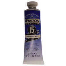 Winsor & Newton Winton Oil Paint 37ml Cobalt Blue