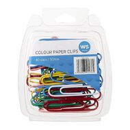 Impact Paperclips 50mm 40 Pack