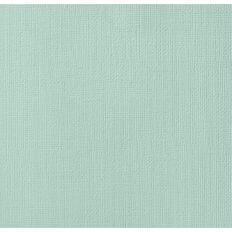 American Crafts Cardstock Textured Seafoam 12in x 12in