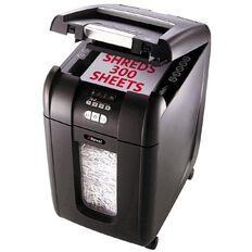 Rexel Shredder Stack & Shred Auto+300X