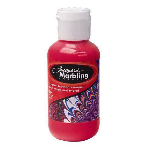 Jacquard Marbling 59.15ml Red