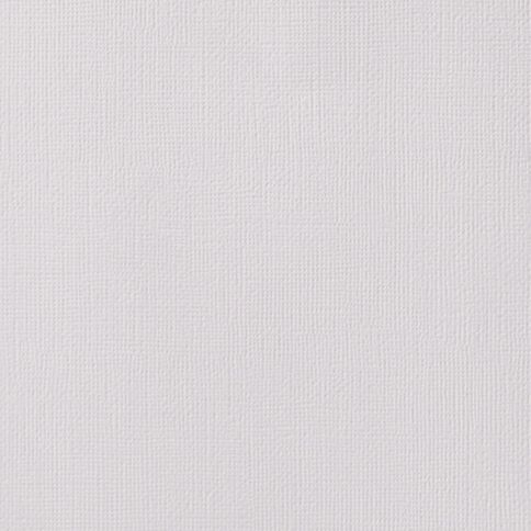 American Crafts Cardstock Textured 12 x 12 Smoke Grey