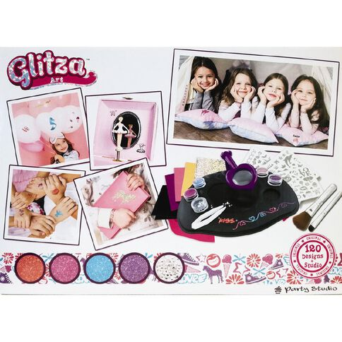 Glitza Art 120 Design Party